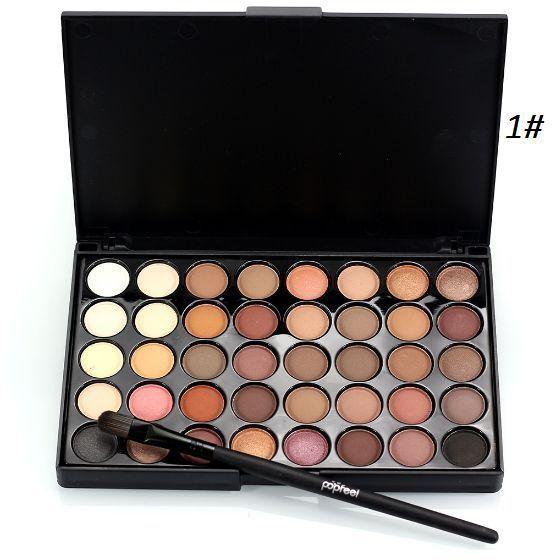 40 Colors Matte Eyeshadow Palette