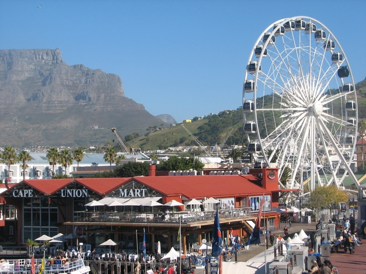 Cape Wheel V & A Waterfront