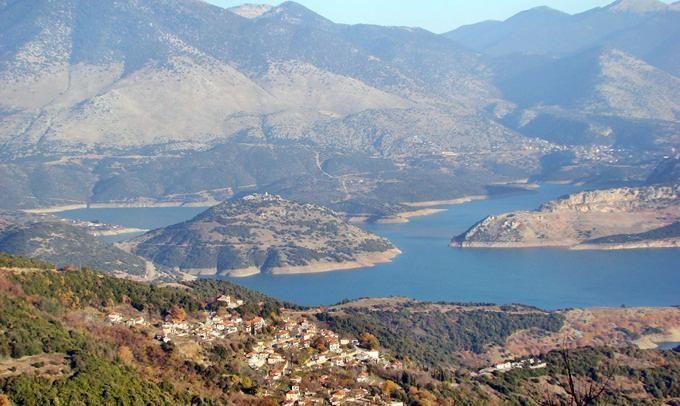Κόκκινο   Δήμος ΔωρίδοςMunicipality of Dorida