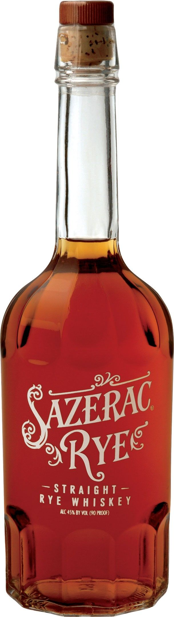 """Sazerac 6 Year Old Straight Rye #Whiskey.  Aged for a minimum of six years, this whiskey earned a score of 95 points from Wine Enthusiast, which called it a """"Best Buy.""""   @Caskers"""