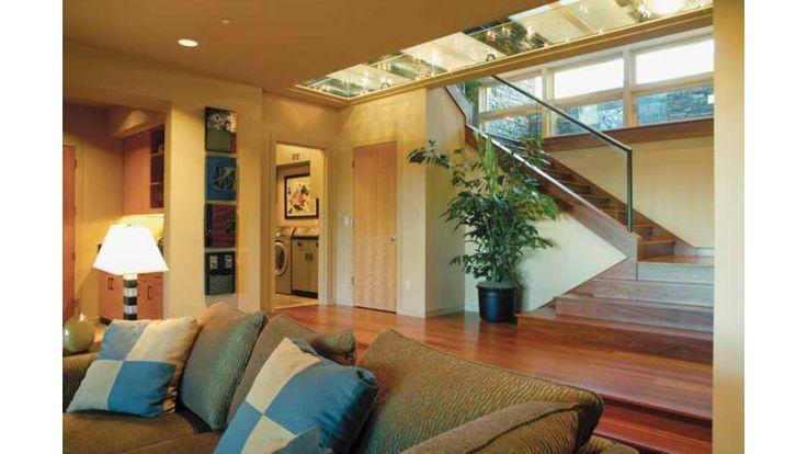 Interior, Stairway