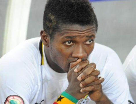 Asamoah Gyan: I won't forive Guinea goalkeeper Yattara - http://www.ghanatoghana.com/asamoah-gyan-wont-forive-guinea-goalkeeper-yattara/