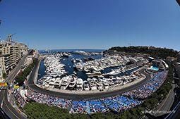 la Principauté de Monaco, Monte-Carlo