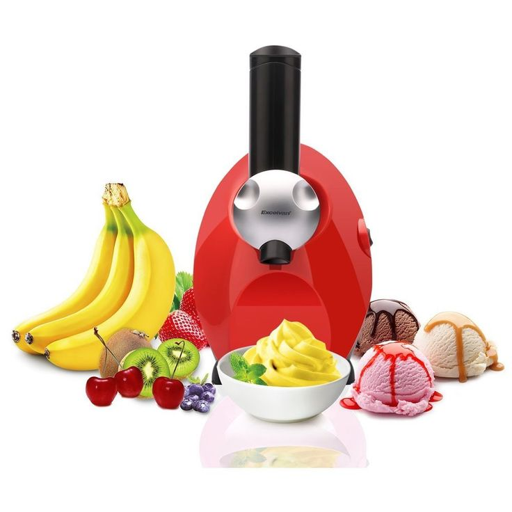 Fresh Frozen Fruits Sorbet Maker! Free Expedited Shipping to the States!