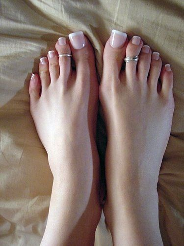 sexy long toenails