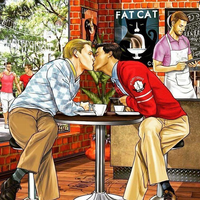 Hoje é dia internacional do café que tal aquele beijo gostoso com gosto de Capuccino? #Pride #GayPride #Jampa #JoãoPessoa #PB #LGBT #LGBTPride #InstaPride #Instagay #Color #Travesti #Transexual #Dragqueen #Instadrag #Aligagay #Sitegay #SiteLGBT #Love #Gaylove