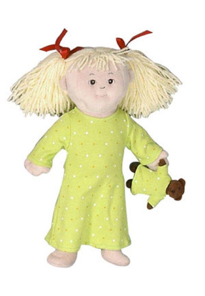 Children's Factory Nighty Night Caucasian Girl CF100-626P