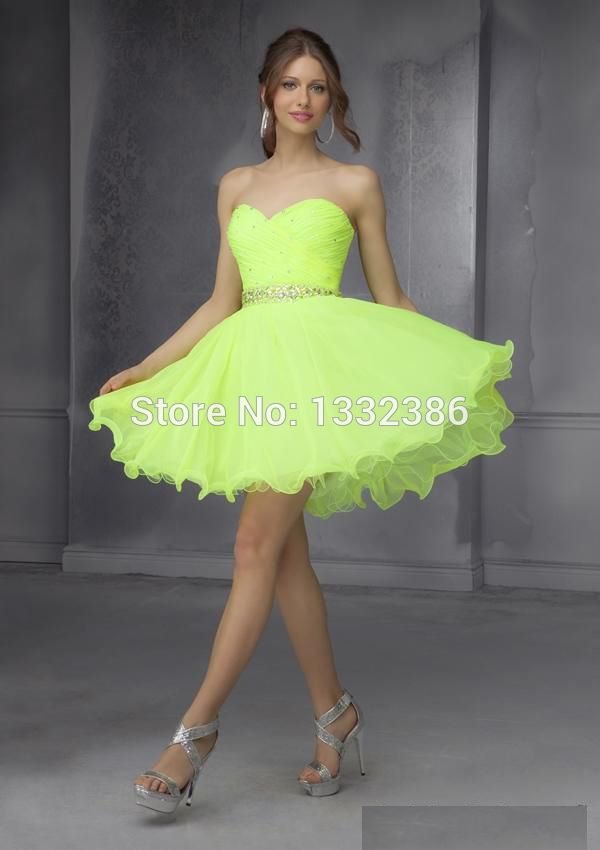 Enchanting Bright Green Prom Dress Images - Wedding Dress Ideas ...