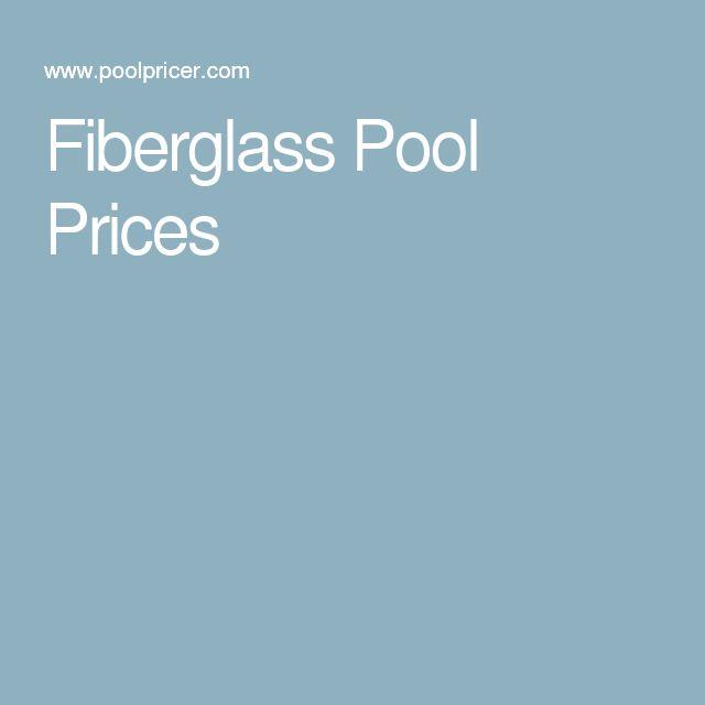 Fiberglass Pools Prices Simple With Fiberglass Pools