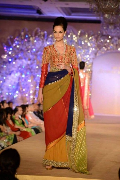 Abu Jani Sandeep Khosla Golden Peacock Indian Bridal Show»IndianWeddingSite.com Blog – Real Indian Weddings, Trends, Planning Tips, Vendors,...