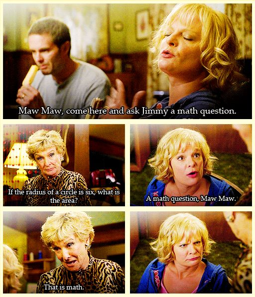 Raising Hope- seriously one of the funniest shows