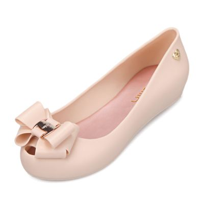 a5be37d8c Summer Women Fish Reverent Beach Toe Jelly Shoes Ballet Flats Bow Melissa Shoes  Jelly Sandals Slip on Melissa Shoes Brazil Shoes-in Wo… | shoes & bags.