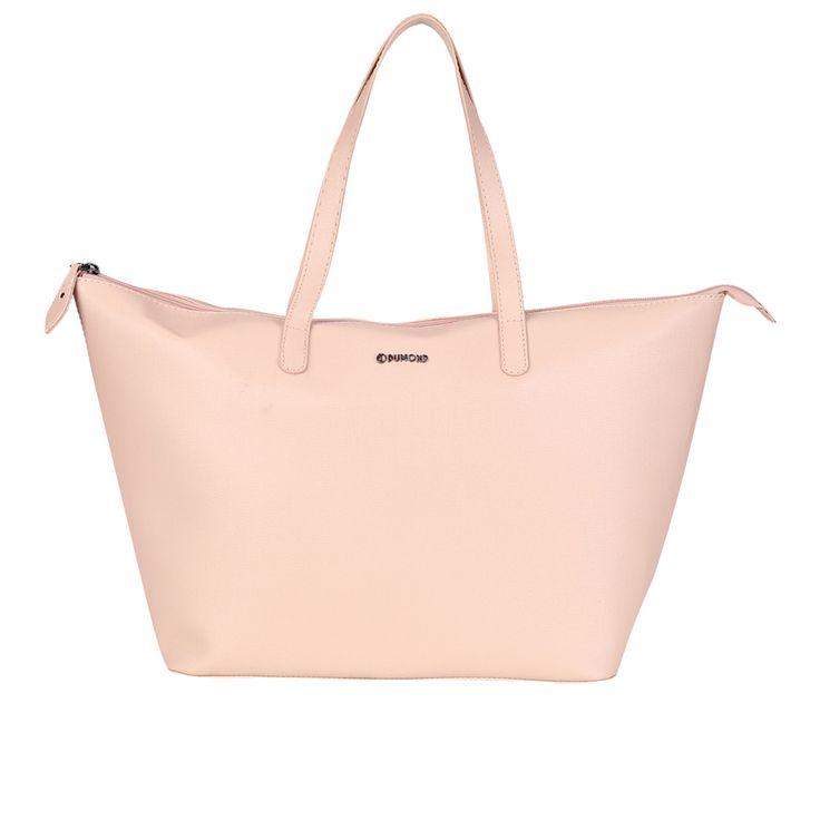 R$169,90  Bolsa Dumond Shopper Básica Nude na Zattini a nova loja de moda online da Netshoes. Encontre Sapatos, Sandálias, Bolsas e Acessórios. Clique e Confira!