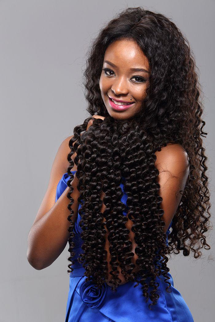 Eurasian Curly wave hair