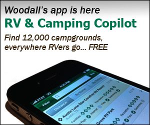 Woodall's RV and Camping Copilot.. App for Your iPhone.....