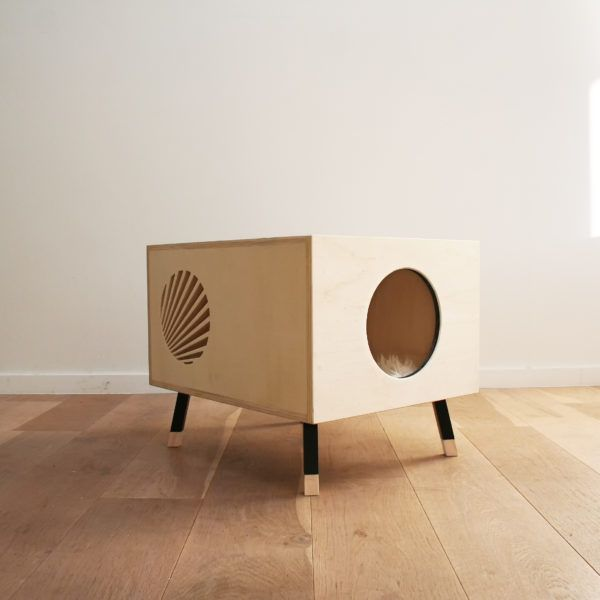 Nest cat house