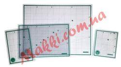 Резиновый коврик самовосстанавливающийся прозрачный Morn Sun А4 22х30см