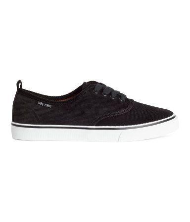 Sneaker | Schwarz/Manchester | Ladies | H&M DE