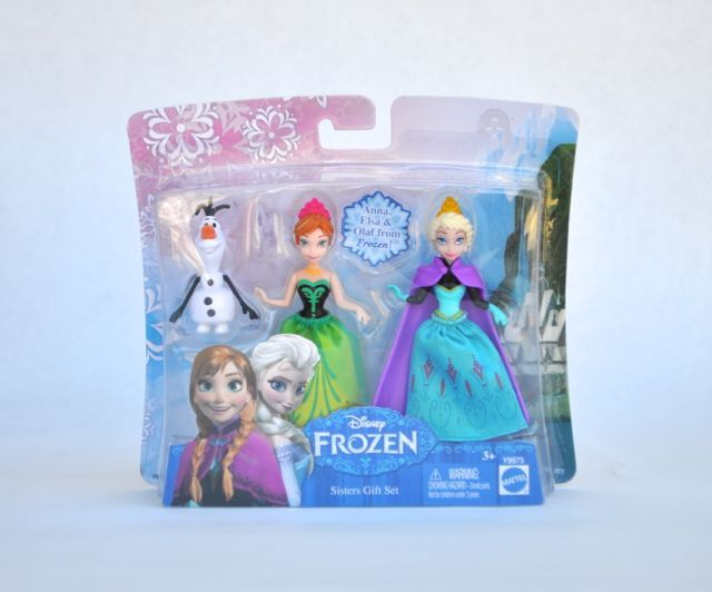 My Daughters Frozen Toys
