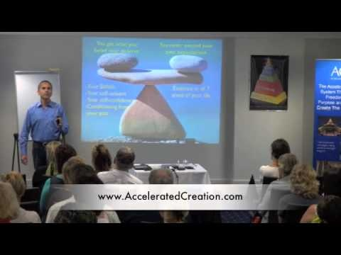 Accelerated Creation Part 1