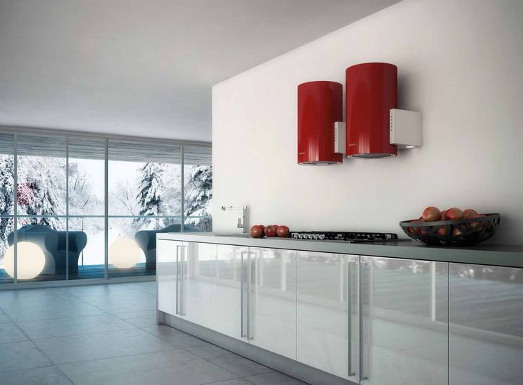 Bios is characterized by the innovative High Filtering Hood (HFH), which guarantees a highly efficient turnover of air and considerable energy saving, meeting the latest environmental standards and the demands of the most discerning consumers.