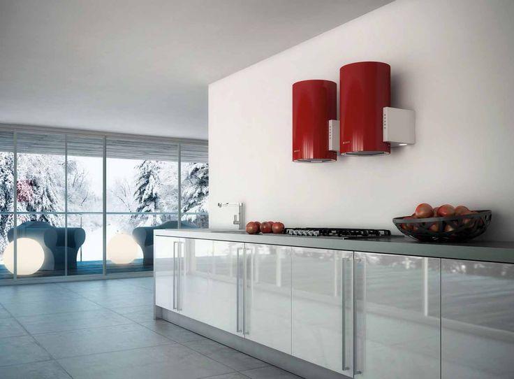 Uważany za nowy standard w zakresie oszczędzania energii okap Bios jest wyposażony w innowacyjny system High Filtration (HFH) , który gwarantuje bardzo wydajne oczyszczanie powietrza w trybie pracy w obiegu zamkniętym (bez potrzeby przyłączenia do instalacji wentylacyjnej). Znaczne oszczędności energii spełniają wymogi najnowszych norm środowiskowych i potrzeb konsumentów.