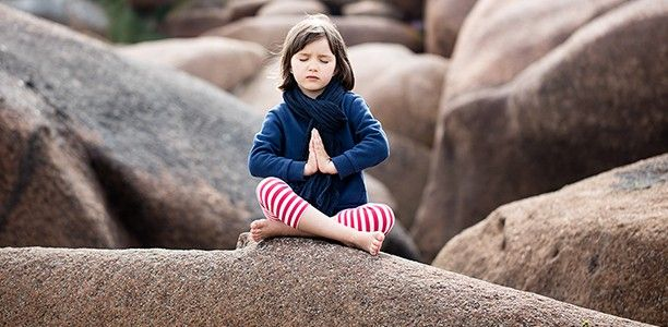 Day 20: Choose a mindfulness activity to do as a family