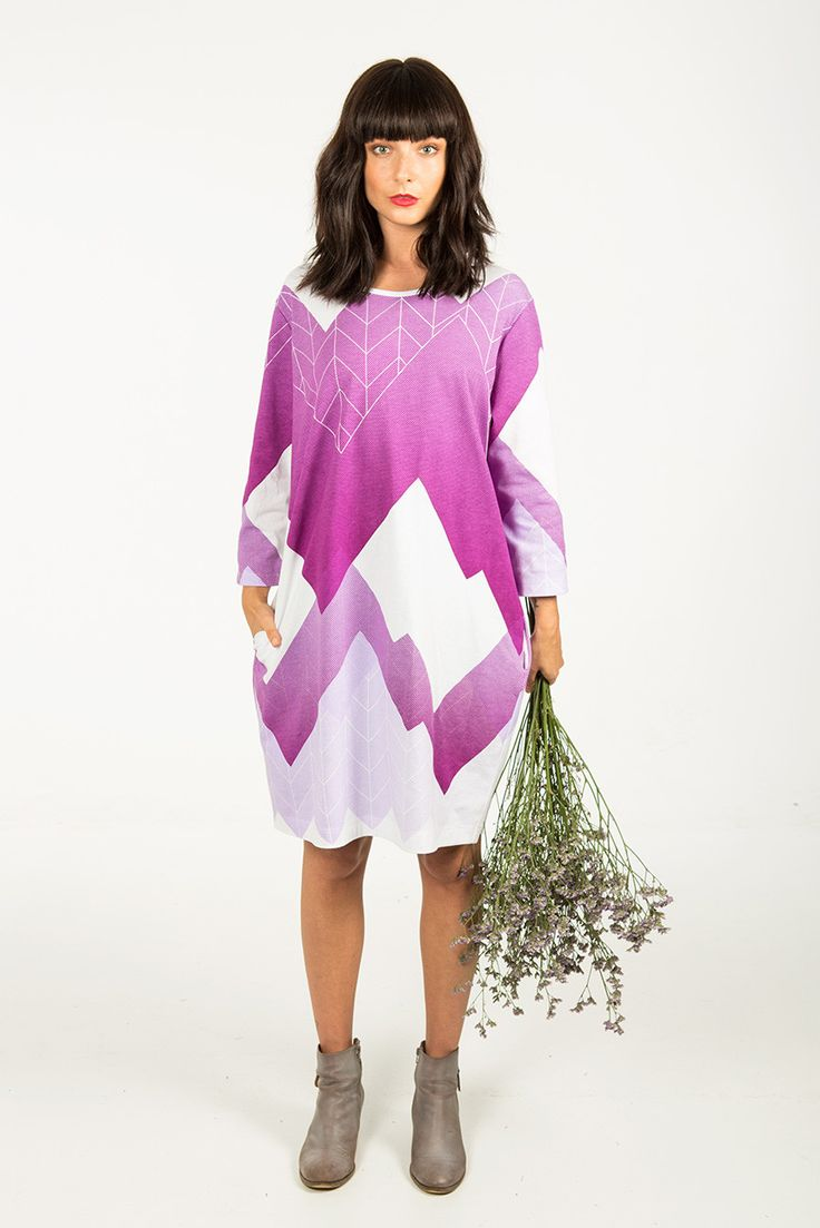Ellipsis Dress : Thicket