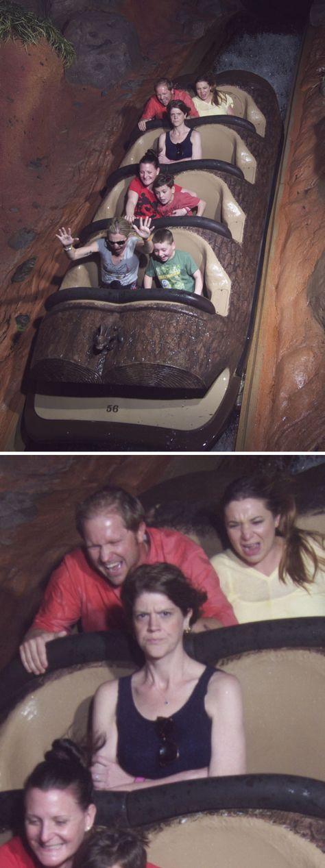 Ca te fait rire de prendre des photos hein ?