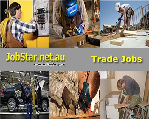 Find Trades and Services Jobs in Australia such as welders, construction workers, cement layers and plumbers. #tradesjobs #tradecareers