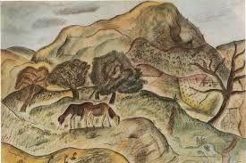 """Hill Pasture,"" Capel-y-ffin, 1926"