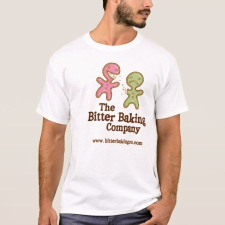 Bitter Baking Company Logo Shirt - tap, personalize, buy right now!