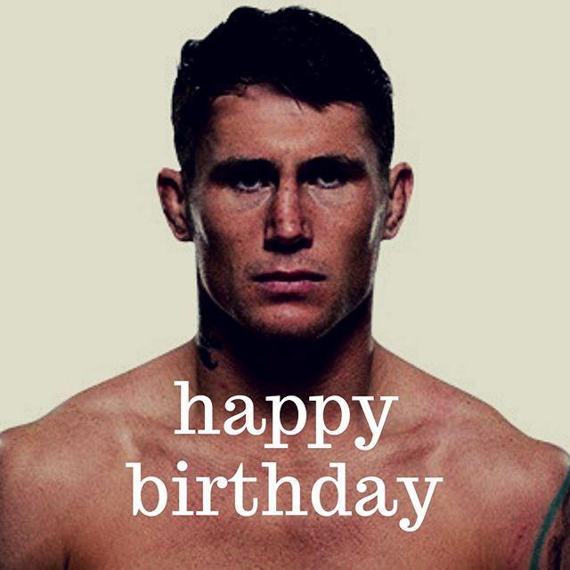 Happy Birthday Darren Till From Must Love Mma Till Last Fought At