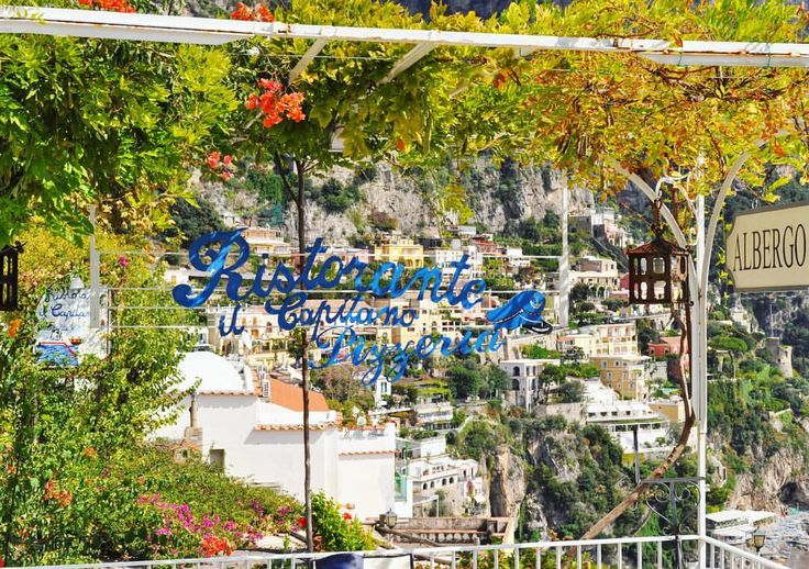 If you are waiting for a sign, this is it!  Positano AmalfiCoast Italy