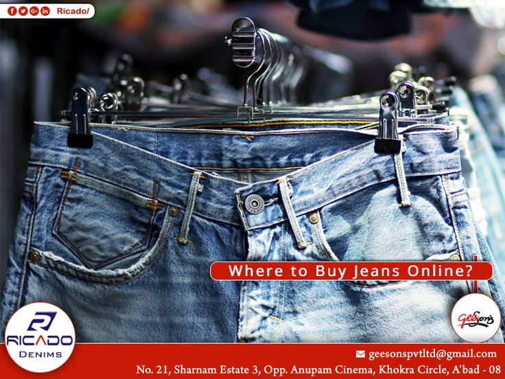 Where to Buy Jeans Online? #PowellSlimfitJeansManufacturerinAhmedabad  #BasicSlimfitinManufacturerGujarat  #BasicSlimfitinManufacturerAhmedabad #CarrotfitJeansinManufacturerGujarat  #BestexportedJeansinGujarat   W:http://ricadodenims.com/