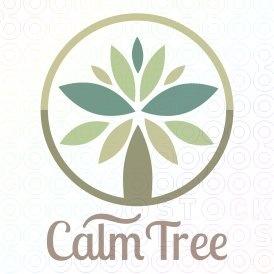 Calm Tree logo