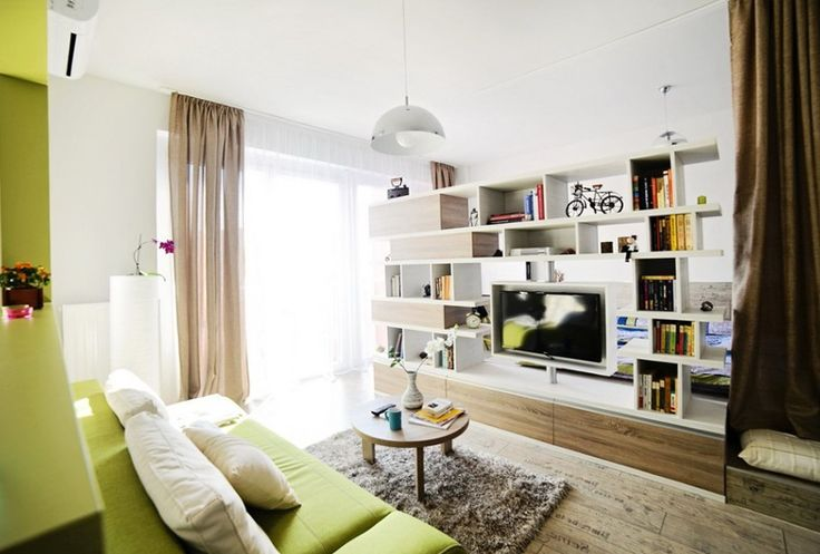 Vibrant Studio Apartment In Romania