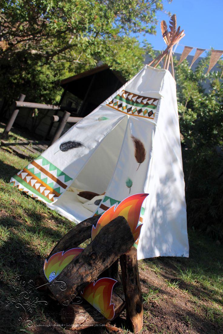Wild One Teepee Tent #WildOne