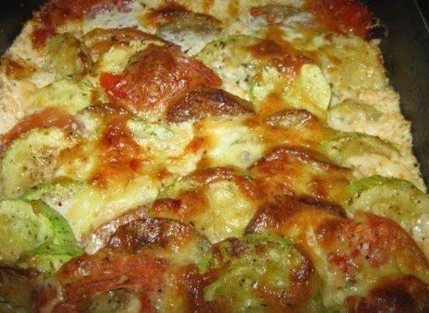 Как приготовить овощная запеканка. ужин без ущерба для фигуры - рецепт, ингридиенты и фотографии