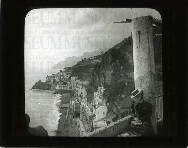 Amalfi, east from Capucin Convent, Italy   saskhistoryonline.ca