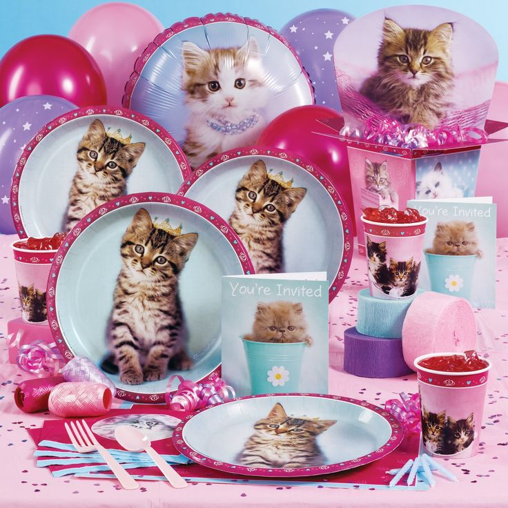 this might have to do for paperwares rachaelhale glamour cats party supplies