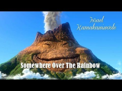 Somewhere Over The Rainbow Israel Kamakawiwo'ole (TRADUÇÃO) HD
