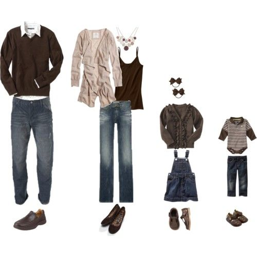 137 best family outfit ideas images on pinterest Fall family photo clothing ideas