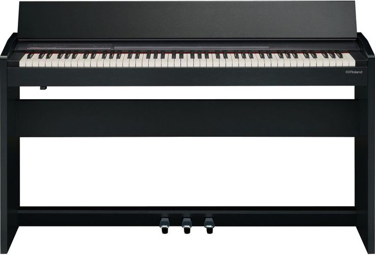 £779 Roland F-140R Contemporary Black 3 Year Home Warranty Included (anywhere in the UK and Europe)