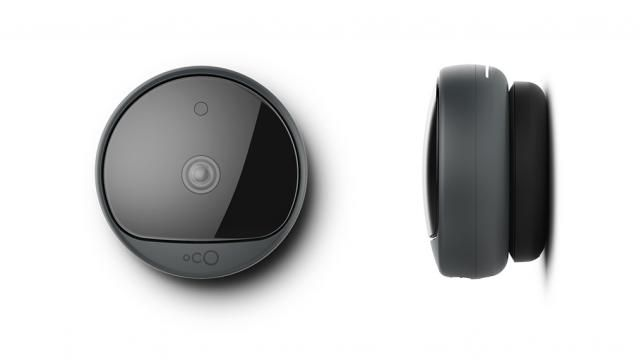 oco2-Monitoring Camera for your Home