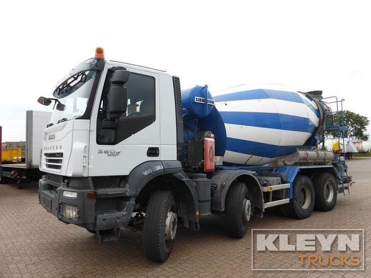 Need a mixer? Check this IVECO AD380T36 TRAKKER, for details see: https://www.kleyntrucks.com/truck/detail/233932?nomobile&utm_content=buffer4ffa0&utm_medium=social&utm_source=pinterest&utm_campaign=other  #ivecotrucks #transport