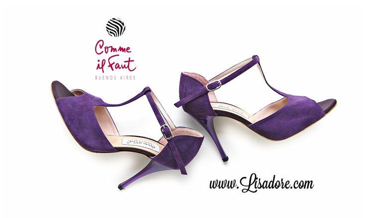 Comme il Faut - Online Shoes Store. Worlds Finest Dance Shoes. Comfort, Stability, Exclusive Designs. Handmade Shoes. Bridal Shoes, Argentina Tango Shoes, Salsa Shoes.