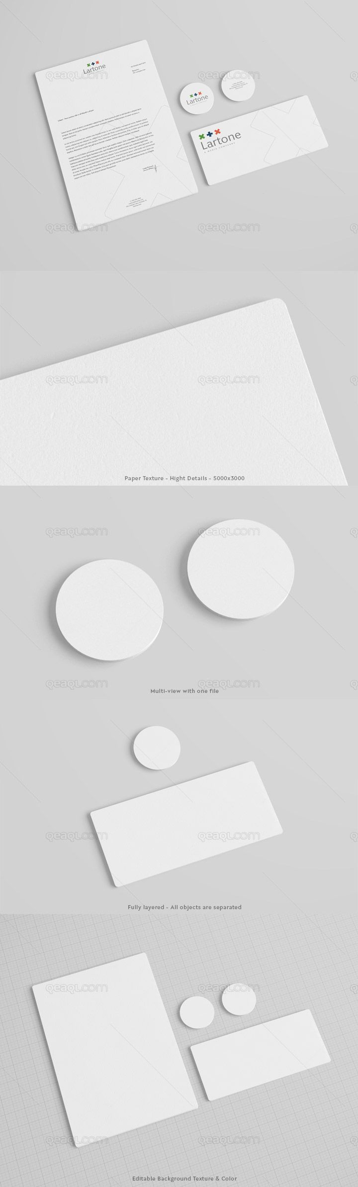 129 best mockups images on pinterest miniatures mockup and model free stationery mock up with rounded corner and round business card each objects are separated editable background texture via smart object reheart Images