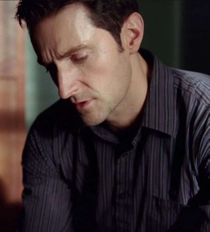 Richard Armitage as John Porter in Strike Back (2010-2011)