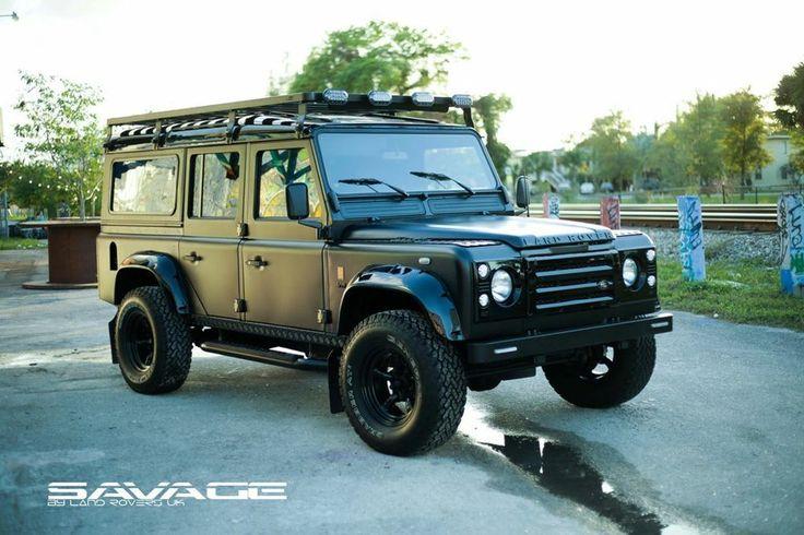 Details About 1980 Land Rover Defender D 110 Custom Build